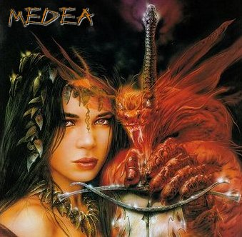 Medea the witch